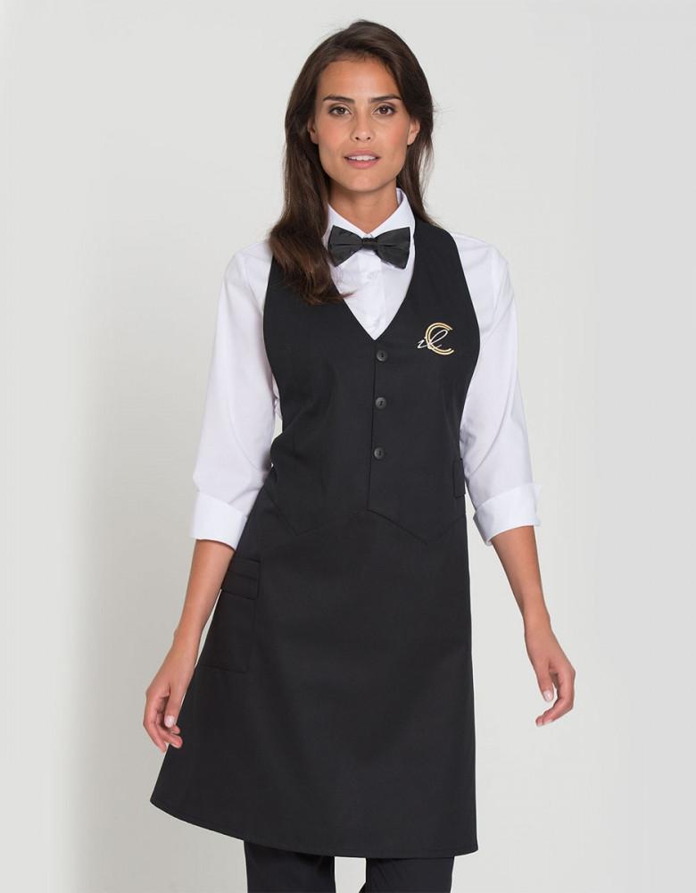 Newport Waitress Waiscoast Apron - Como Fashion