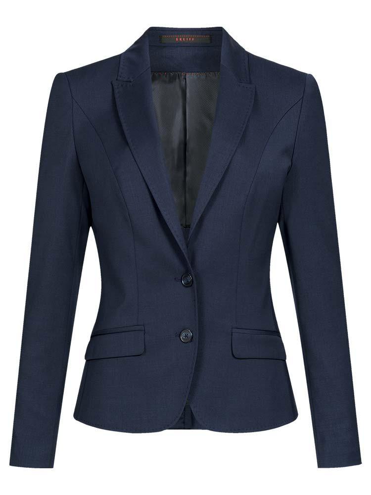 damen blazer modern with 37 5 slim fit como fashion. Black Bedroom Furniture Sets. Home Design Ideas