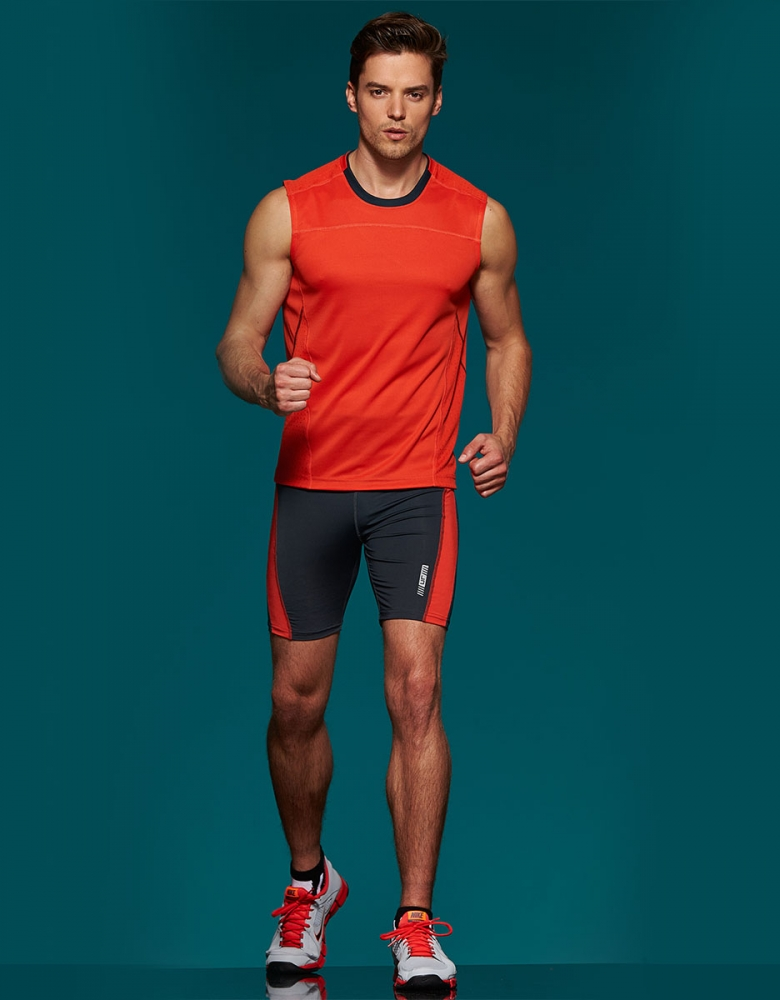 Herren Laufhose Short Tights
