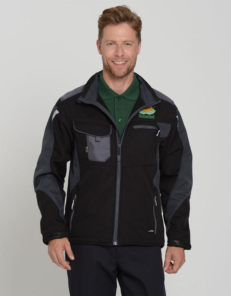 Unisex Workwear Softshell Jacke