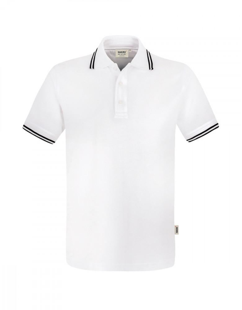 Herren Poloshirt Stripe