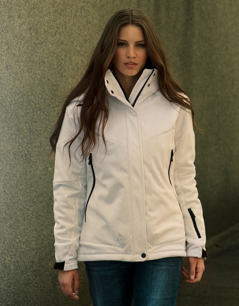 Womens Softshell Jacket Skeleton