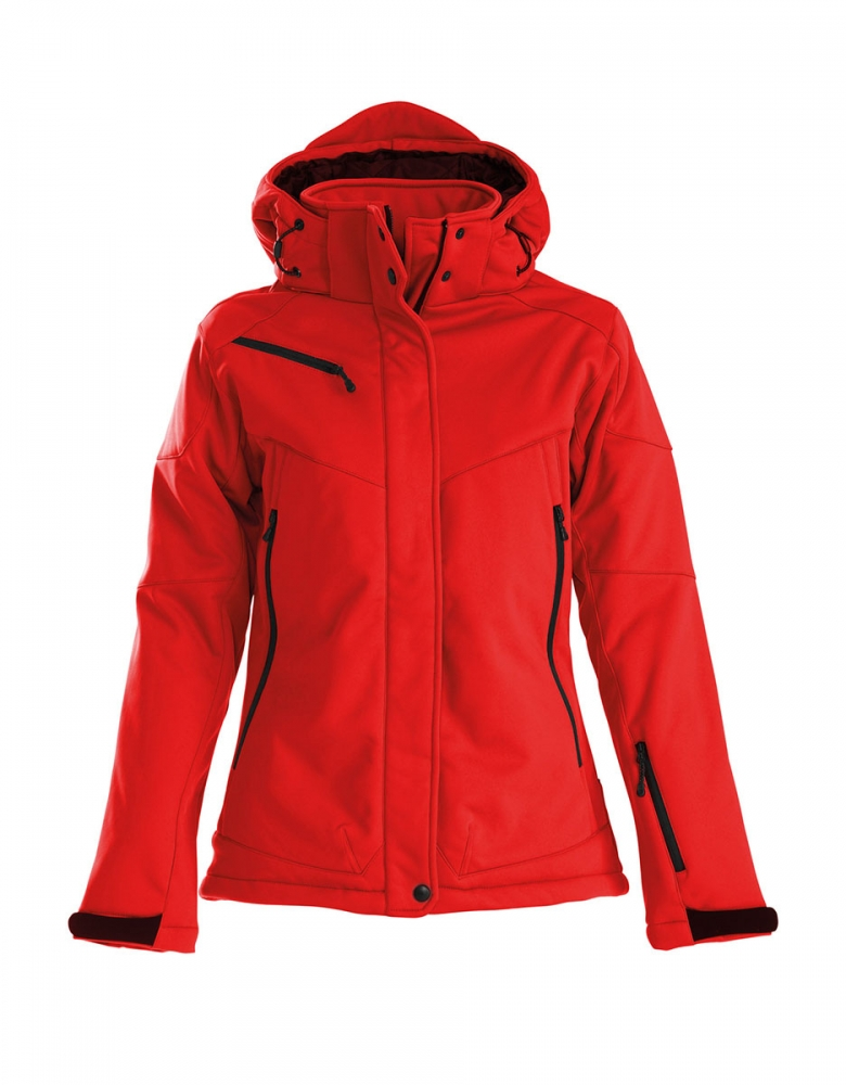 Damen Softshell Jacke Skeleton