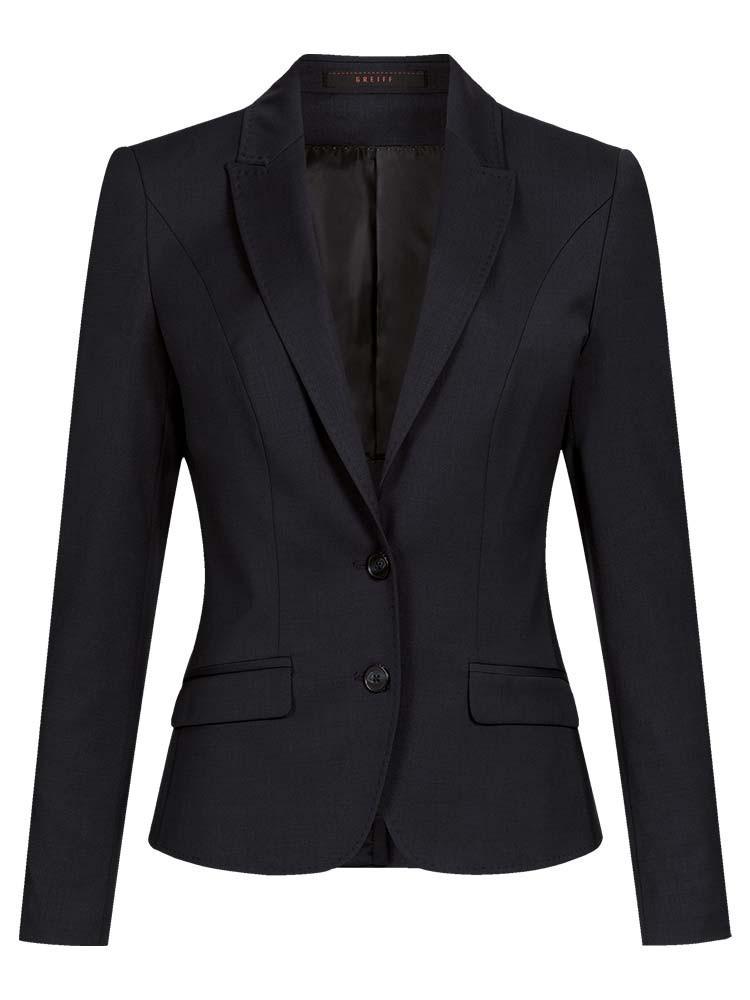 Damen Blazer Modern with 37.5 Slim Fit