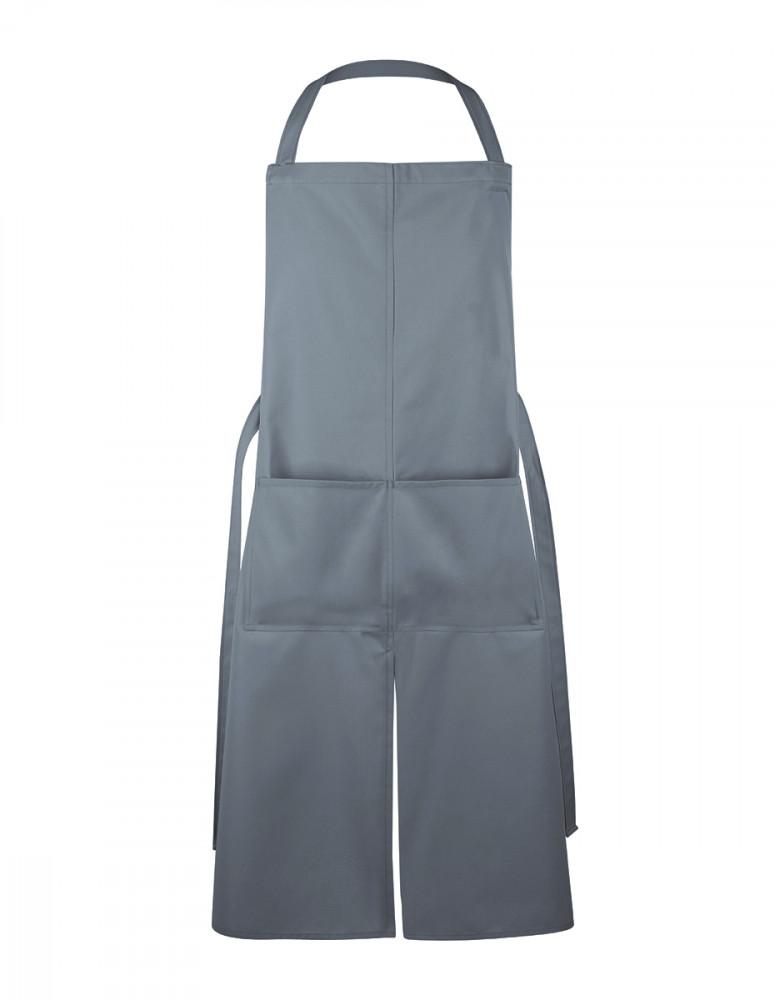 Manhattan Latzschürze Bag Schlitz 110x78 cm