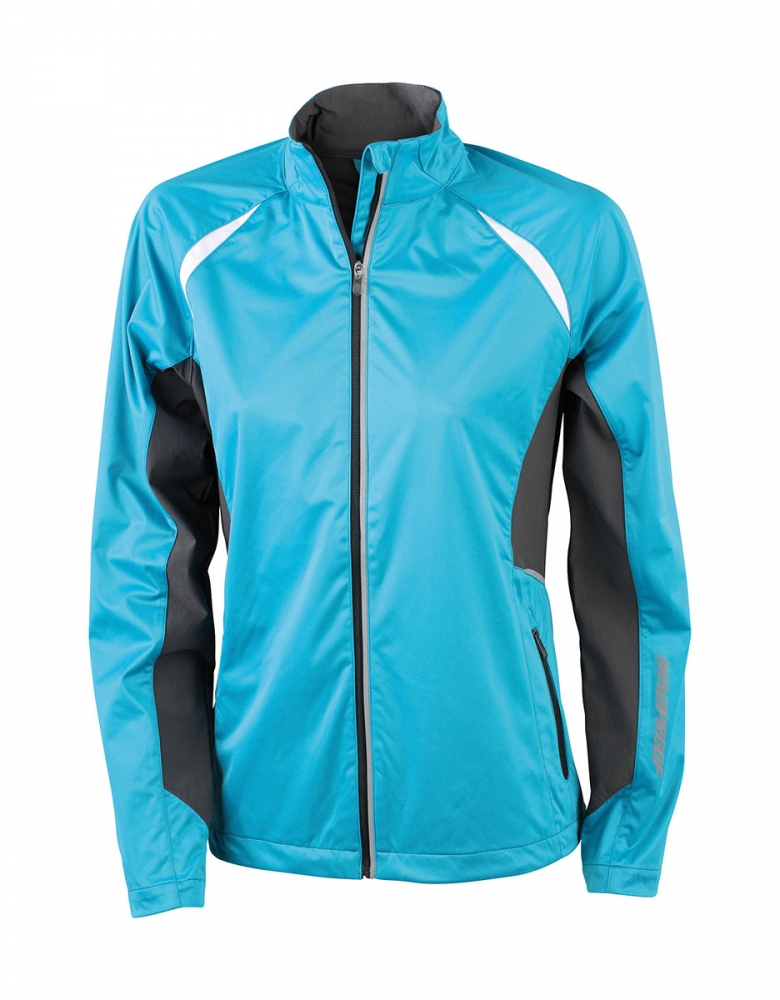 Damen Sportjacke Windproof