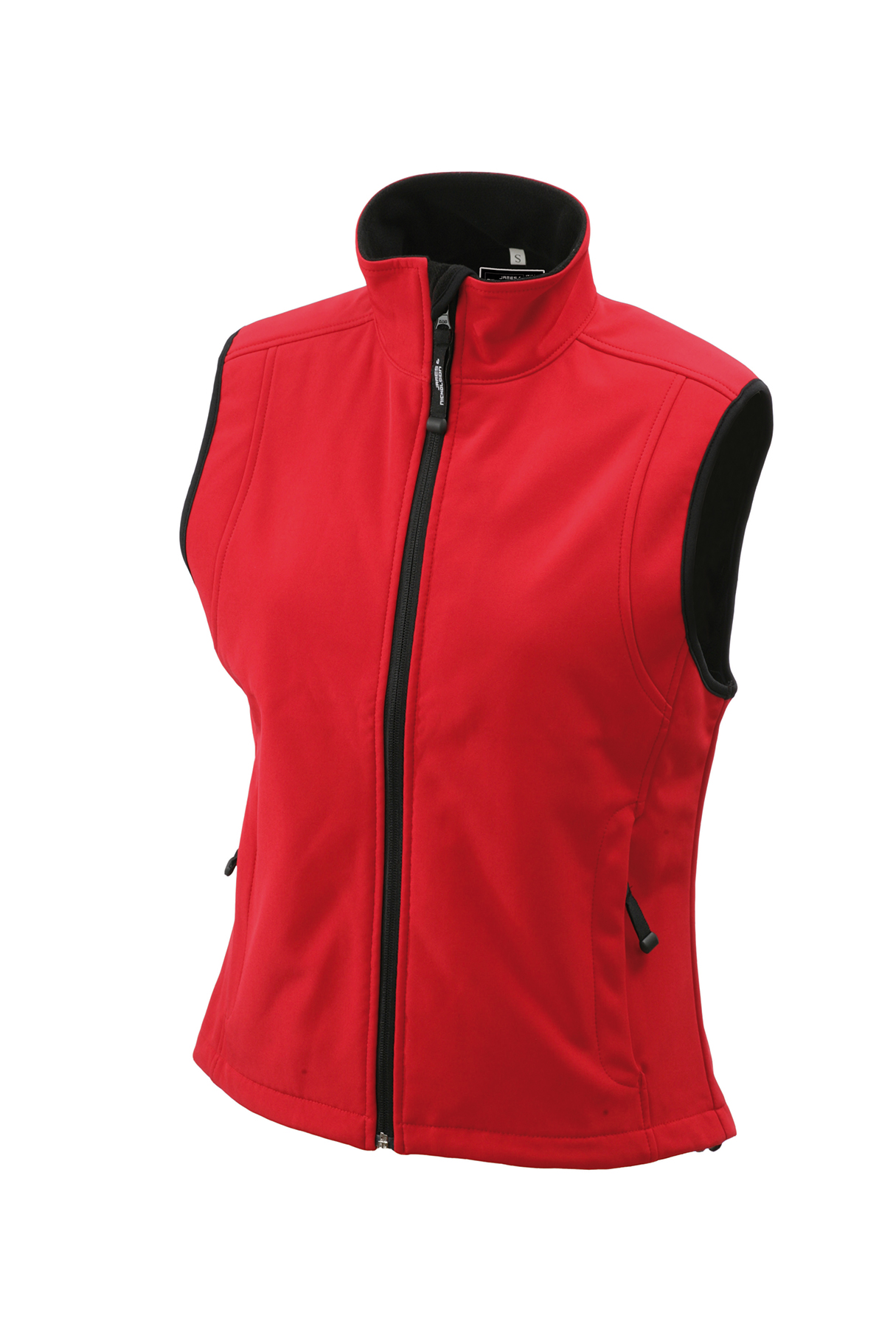 Damen Softshell Weste Como Fashion