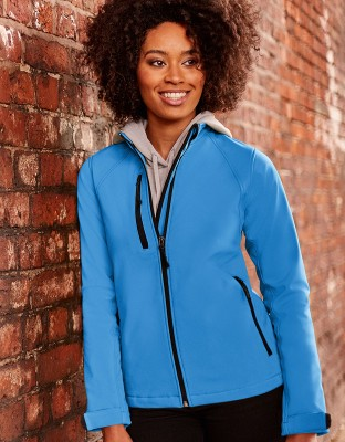 Womens Softshell Jacket Alexa