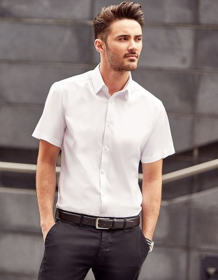 Shirt Henry Short-Sleeved