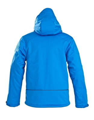 Mens Jacket Softshell Skeleton