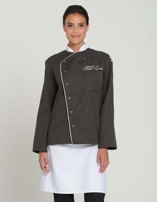 Dallas Womens Chefs Jacket