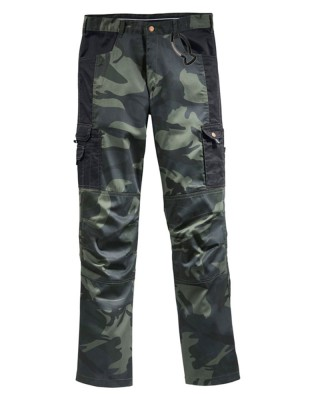 Childrens trousers Camouflage