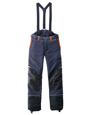 Professional forest cut protection trousers