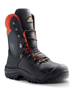 Cut protection boots S3 Black Forest