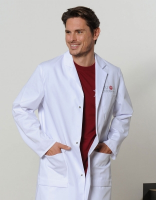 Elias Mens Lab Coat