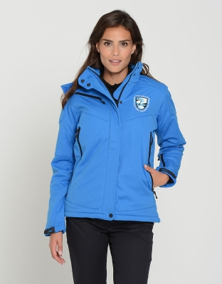 Womens Softshell Jacket Skeleton