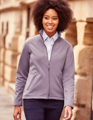 Damen Smart Softshell Jacke