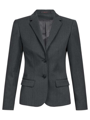 Womens Blazer Basic Comfort Fit