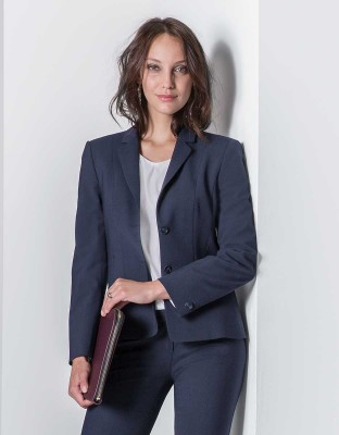 Damen Blazer Premium Regular Fit