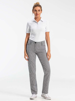 Womens Chefs Trousers Pepita