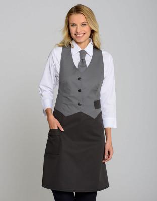 Berkeley Waitress Waistcoat Apron