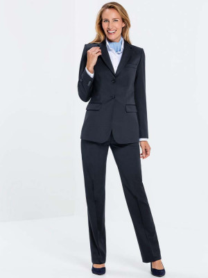 Womens Trousers Basic Comfort Fit