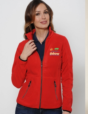 Womens Fleece Jacket Speedway