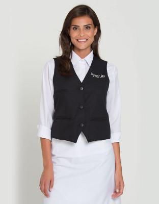 Aurora Waitress Waistcoat