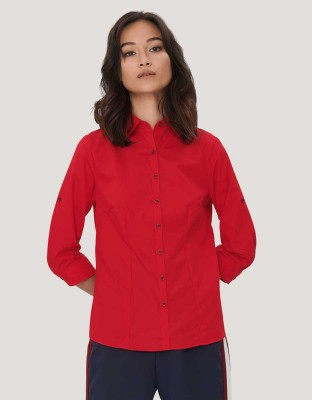 Performance Blouse 3/4 sleeved