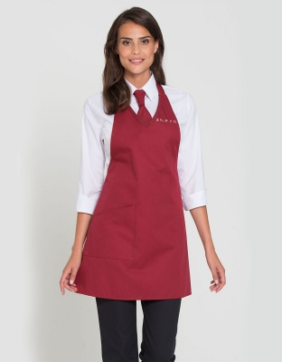 Key West Womens Bib Apron 60x78cm