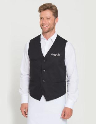 Akron Waiters Waistcoat