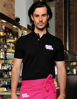 Mens Polo Stretch