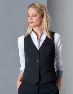 Womens Waistcoat Modern with 37.5 Regular Fit