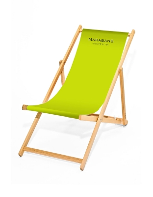 CLASSICO Deck Chair Beechwood Natural