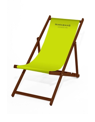 CLASSICO Deck Chair Beechwood Brown