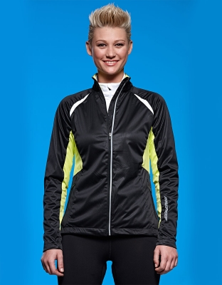 Womens Sports Jacket Windproof
