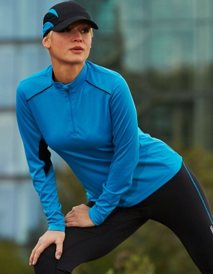 Womens Running Shirt Longsleeve