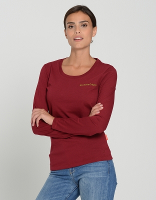 Damen Performance Longsleeve