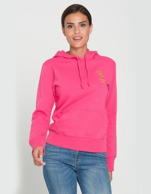 Damen Hooded Sweatshirt