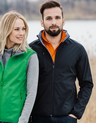 Mens Softshell Jacket Basic
