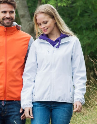 Womens Softshell Jacket Basic