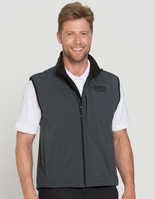 Mens Softshell Vest