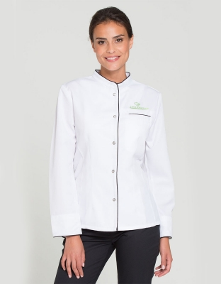 Sharon Womens Chefs Jacket