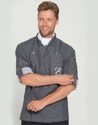 Cambridge Mens Chefs Jacket