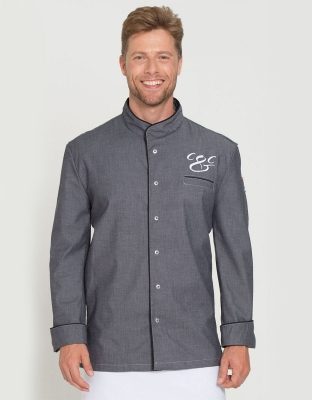 Spencer Denim Mens Chefs Jacket