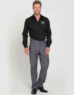 Cleveland Denim Men's Trousers