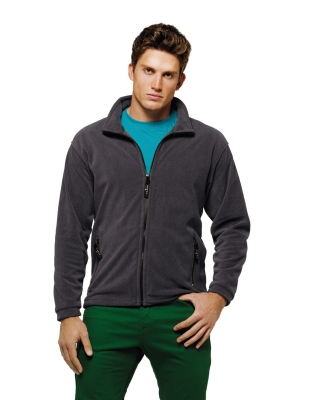 Mens Fleece Jacket Langley
