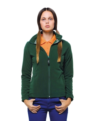 Womens Fleece Jacket Delta
