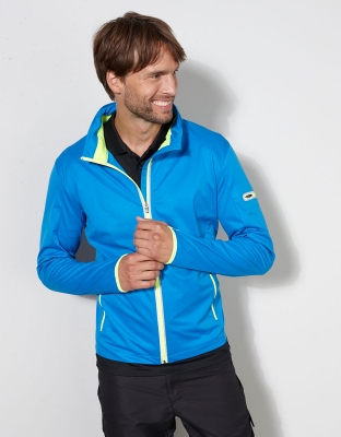 Mens Sports Softshell Jacket