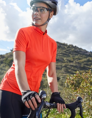 Womens Bike Shirt